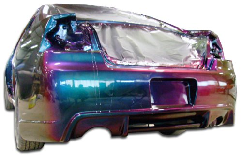 Duraflex Replacement for 2004-2007 Mitsubishi Galant G-Tech Rear Bumper Cover - 1 Piece ()