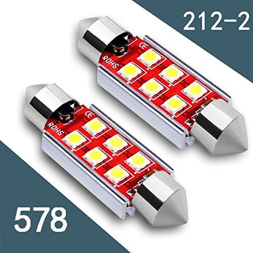 Lumen License Plate Light Led Bulbs