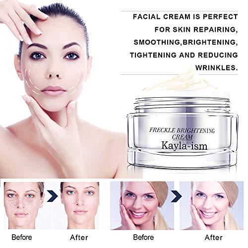 51wUxOvlzxL - Kayla-Ism Face Cream | Anti Wrinkle Anti Aging Daily | Lighten & Fade Freckles in 28 days | Moisturizer Cream with Jasmine Essence | Retinol Cream | Firming Skin Care | Facial Moisturizer Night Cream