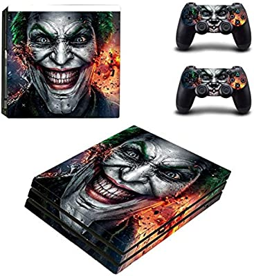 Batman Font B Joker B Font Ps4 Font Pro Skin Stickers Buy Online At Best Price In Ksa Souq Is Now Amazon Sa