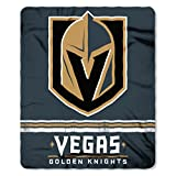 NHL Mens Printed Fleece Throw