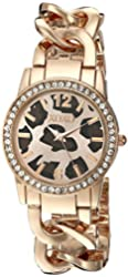 XOXO Women's Quartz Metal and Alloy Automatic Watch, Color:Rose Gold-Toned (Model: XO5866)