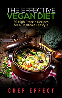 Effective Vegan Diet Healthier Lifestyle ebook product image