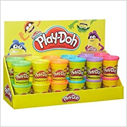 Hasbro HSBE4867EU4 Play-Doh Vasetti Wild