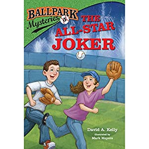 The All-Star Joker Audiobook