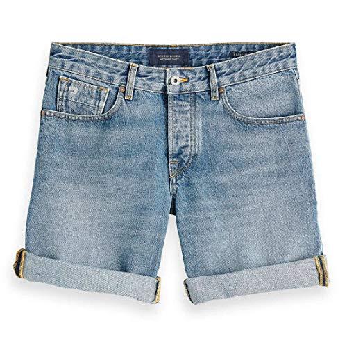 Scotch & Soda Shorts Men Ralston 148670 Hellblau 2615 Your Favorite