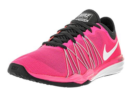 Nike 844674-600 - Zapatillas de deporte Mujer Rosa (Pink Blast/White-Anthracite-Black)
