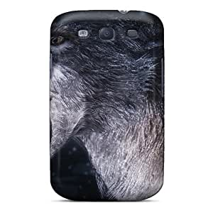 Case Cover Where Wolf/ Fashionable Case For Galaxy S3