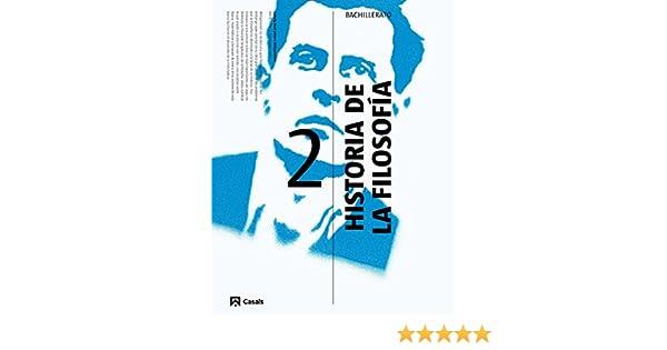 Historia de la Filosofía BA (2016) - 9788421849934: Amazon.es: VV ...