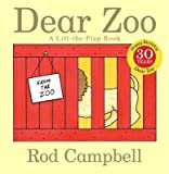 Dear Zoo( A Lift-The-Flap Book)[DEAR Z-30TH ANNIV/E -LIFT FLAP][Board Books]