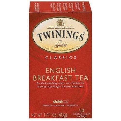 English Breakfast Twinings Tea Bags - 7