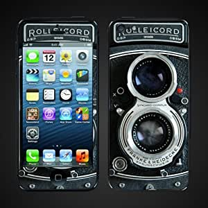 Iphone 5 Skin Cover,Rolleicord Camera design Ip5cam3 hjbrhga1544
