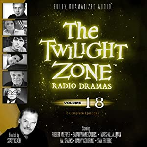 The Twilight Zone Radio Dramas, Volume 18 Radio/TV Program