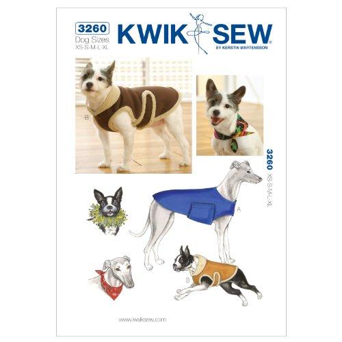 K3260 Sewing Pattern Bandana Collar