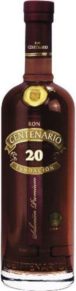 Ron Centenario 20 años 40 ° 70 cl