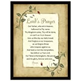 The Lord's Prayer Framed Plaque