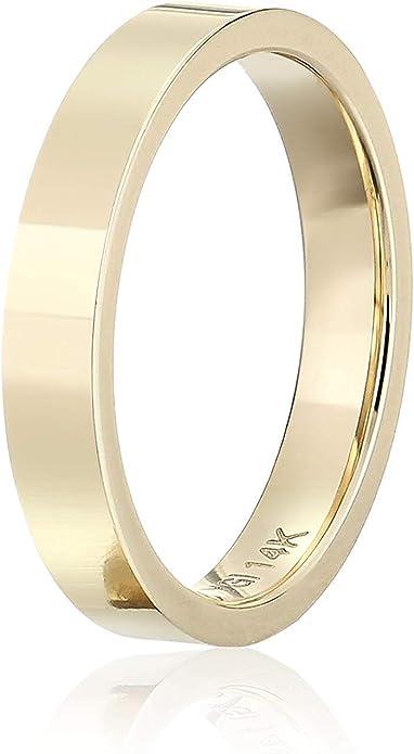 ejemplo de anillo de oro