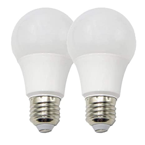 Led Light Bulb 3w 5w 7w 9w 12w A19 E27 Real Power Led Light Bulb Warm White Daylight White Led Spotlight Lamp Selected Material Lights & Lighting