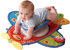 The First Years Happy Flyer Tummy Time (Discontinued by Manufacturer)