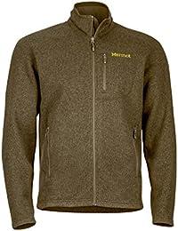 Drop Line Men's Jacket, Lightweight 100-Weight Sweater Fleece