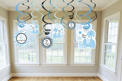 baby shower boy decorations - 2