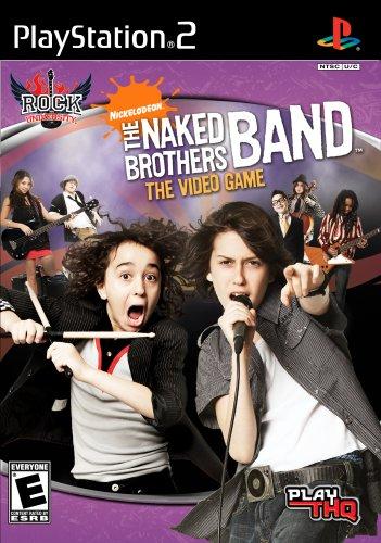Naked Brothers Band - PlayStation - English Ban