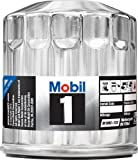 Mobil 1 M1MC-132 Motorcycle Oil Filter, Chrome (Pack of 6)