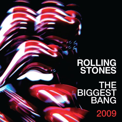 Price comparison product image Rolling Stones 2009 Calendar: The Biggest Bang