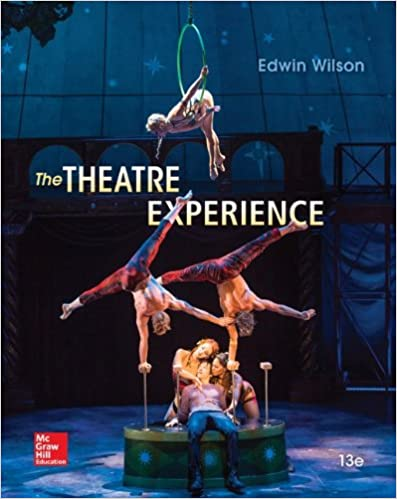 Amazon the theatre experience 9780073514277 edwin wilson the theatre experience 13th edition fandeluxe Images