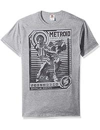 Men's Metroid Graphic Tees