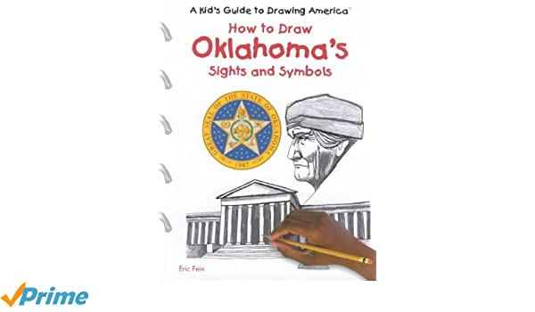 How To Draw Oklahomas Sights And Symbols A Kids Guide To Drawing