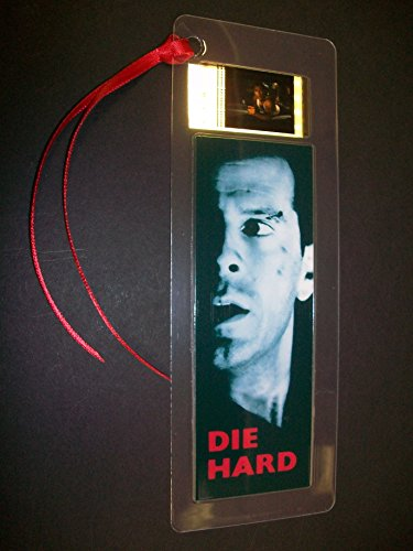 DIE HARD Movie Film Cell Bookmark memorabilia Compliments poster dvd book