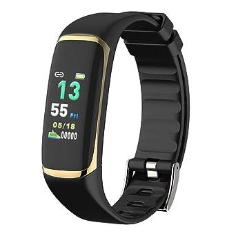 Pulsera de la Venda del Smart Watch del Monitor del Ritmo ...