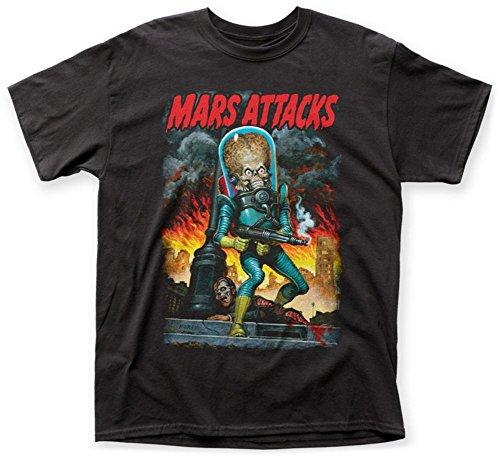 Mars Attacks- Martian Commando T-Shirt Size M