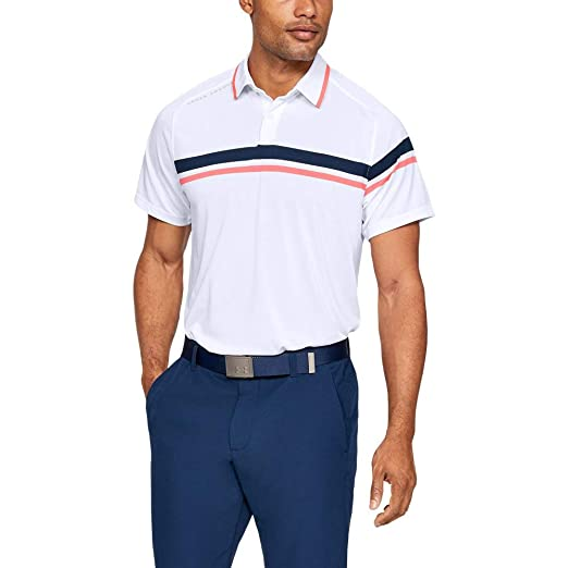 f80dcc28ed Amazon.com: Under Armour Tour Tips Drive Polo: Clothing