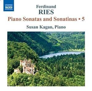 V 5: Piano Sonatas and Sonatin