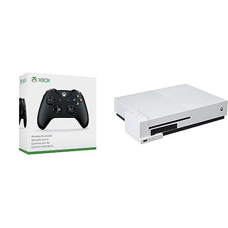 Microsoft - Mando Inalámbrico, Color Negro (Xbox One ...