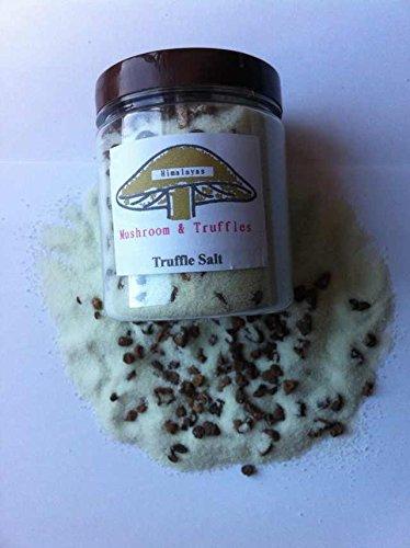 Truffle Salt 240 Grams, Precious Himalayas Black Truffle