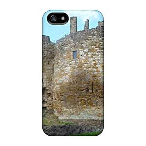 New Premium Living Poet Ancient Dirleton Castle In Scotl Skin Case Cover Excellent Fitted For Iphone 5/5s