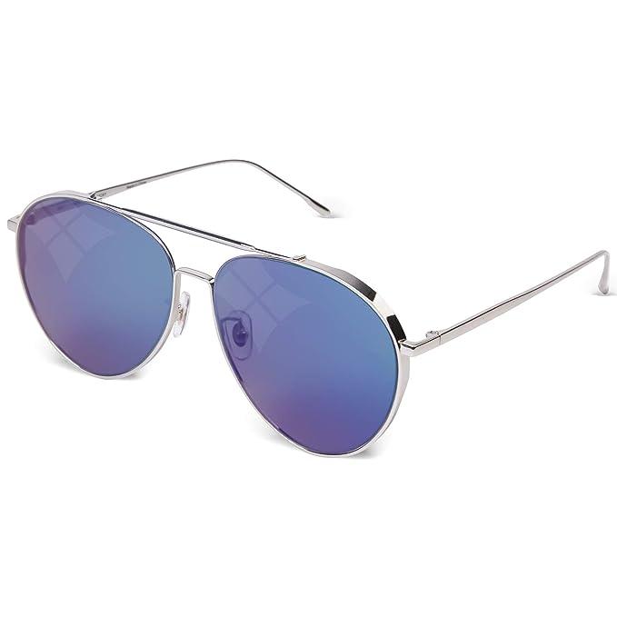 Amazon.com: MUJOSH - Gafas de sol para hombre y mujer ...