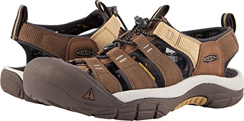 KEEN Mens Newport Hydro M Sandal MulchDark Earth 10 M US