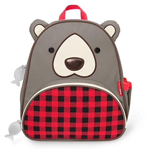 Skip Hop Zoo Pack Backpack Blake Bear One Size