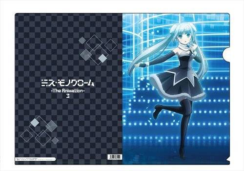 Miss monochrome -The Animation-3 Clear File A