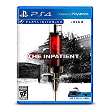 PSVR The Inpatient - PlayStation 4 - Standard Edition