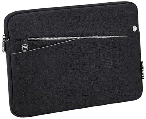 Pedea Tablet PC Tasche für 10,1 Zoll (25,7cm) mit Zubehörfach schwarz