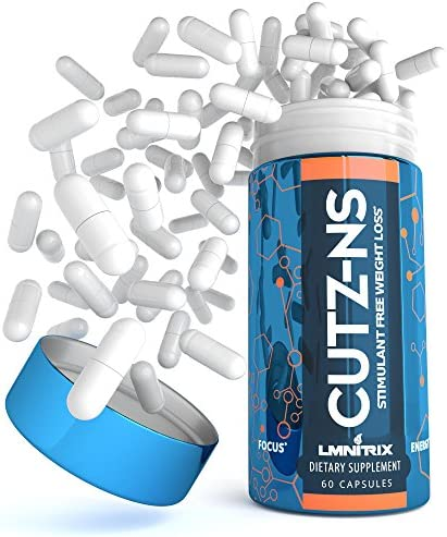 CUTZ NS Non Stimulant Supplement L Carnitine Suppressant