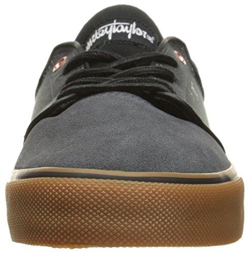 Dc Mens Mikey Taylor Vulc Mikey Taylor Signature Scarpe Da Skate Grigio / Nero