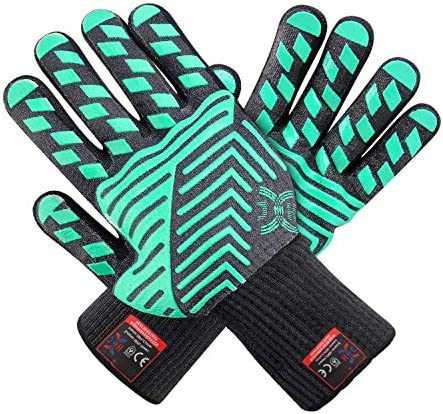 JH Heat Resistant Oven Gloves