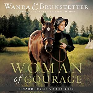 Woman of Courage Audiobook