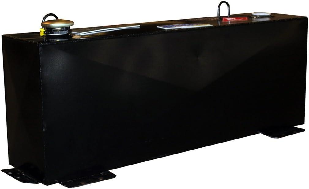 Better Built HD 36 Gallon Black Steel, Lid, Transfer Tank